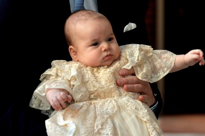 Prince George's Christening!